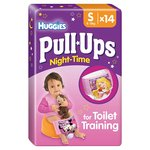 Huggies Night-Time Pull-Ups Small Pink Disney Deisgn