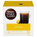 Nescafe Dolce Gusto Grande Caffe Crema Coffee Pods