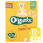 Organix Goodies Mini Cheese Cracker