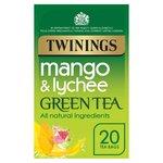 Twinings Green Tea with Mango & Lychee