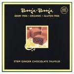 Booja Booja Dairy Free Stem Ginger Chocolate Truffles
