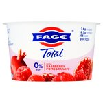 Total 0% Fat Free Pomegranate & Raspberry Greek Yoghurt