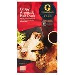 Gressingham Half Aromatic Crispy Duck & Pancakes