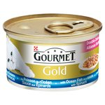 Gourmet Gold Cat Food Ocean Fish & Spinach