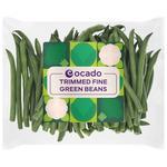 Ocado Trimmed Fine Green Beans
