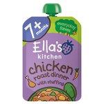 Ella's Kitchen Cheery Chicken Roast Dinner
