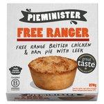 Pieminister Free Range Chicken, Ham & Leek Pie