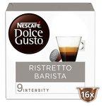 Nescafe Dolce Gusto Espresso Barista Pods