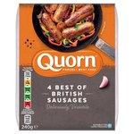 Quorn Premium Sausages Best of British