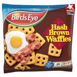 Birds Eye Hash Brown Waffles Frozen