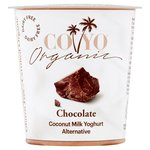 CO YO Chocolate Dairy Free Coconut Milk Yogurt Alternative