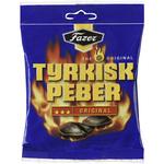 Fazer Tyrkisk Peber Original - Hot Salmiak and Pepper Candy