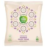 The Food Doctor Mild Korma Corn & Soy Crisp Thins