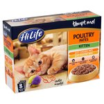 HiLife Tempt Me! Poultry Pate Kitten Multipack