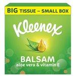 Kleenex Balsam Mansize Compact Tissues