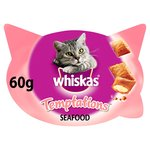 Whiskas Temptations Cat Treats with Seafood