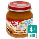 Cow & Gate Mini Beef Casserole Jar 4 Mths+