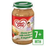 Cow & Gate Cheesy Pasta with Tomatoes & Vegetables Jar 7 Mths+