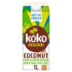 Koko Dairy Free Chilled Original + Calcium Milk Alternative
