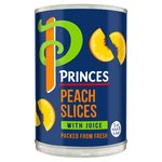 Princes Peach Slices In Juice