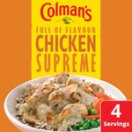 Colman's Chicken Supreme Recipe Mix