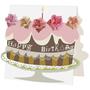 Caroline Gardner Cake Birthday Card