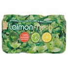 Laimon Fresh Lemon, Lime & Mint Soft Drink