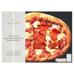 "Waitrose 1 10"" Spicy Calabrian Salami Pizza"