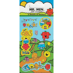 Mr Men Party Sticker Multipack 6 sticker sheets 3+