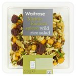 Waitrose Middle Eastern Wild Rice Salad