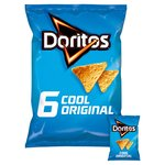 Doritos Cool Original Tortilla Chips 30g x