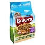 Bakers Senior Dog Chicken & Veg Dry Food