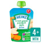 Heinz Smooth Sweet Potato, Parsnip & Apple 4 Mths+