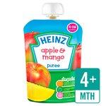 Heinz Smooth Apple & Mango 4-36 Mths