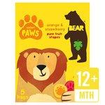 Bear Pure Fruit Paws Safari Multipack