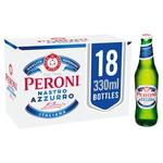 Peroni Nastro Azzurro (3 x 6 Pack) Chilled To Your Door