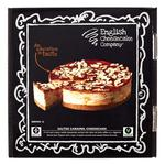 English Cheesecake co Salted Caramel Cheesecake Frozen