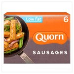Quorn Low Fat Sausages Frozen