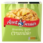 Aunt Bessie's Family Size Apple Crumble Frozen